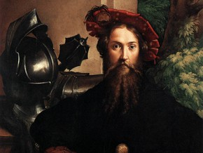 immagine di Ritratto di Galeazzo Sanvitale