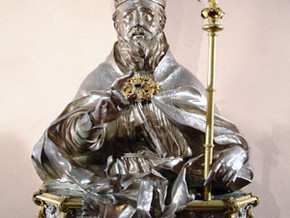 immagine di Statua di Sant'Oronzo