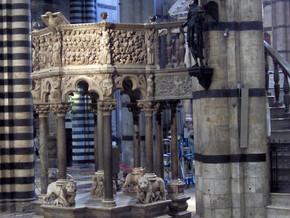 immagine di Pulpito del Battistero di Pisa