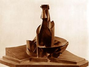immagine di Sviluppo di una bottiglia nello spazio