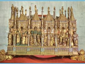 immagine di Arca delle ceneri del Battista