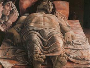 immagine di Cristo Morto