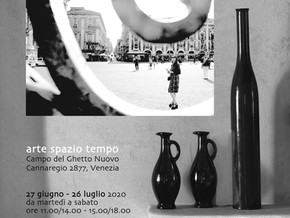 Simona Lattuga e Francesca Zanette. Beyond the line of meaning