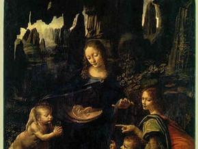 immagine di Vergine delle rocce