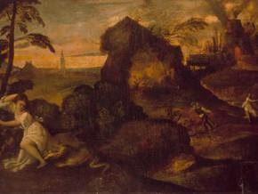 immagine di Orfeo ef Euridice