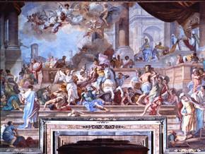 immagine di Cacciata di Eliodoro