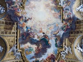 immagine di Trionfo del Nome di Gesù