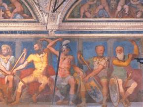 immagine di Loggia degli eroi