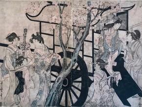 Hiroshige, Hokusai, Utamaro. I Maestri del mondo fluttuante