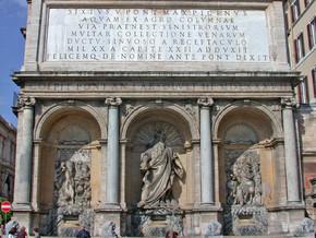 immagine di Fontana del Mosè