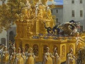 Il Carro d'oro di Johann Paul Schor. L'effimero splendore dei carnevali barocchi