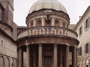 immagine di Tempietto di San Pietro in Montorio