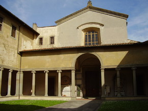 immagine di Chiesa di santa Maria Maddalena de' Pazzi