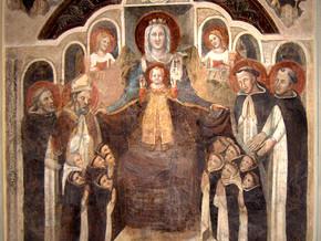 immagine di Madonna col Bambino, detta