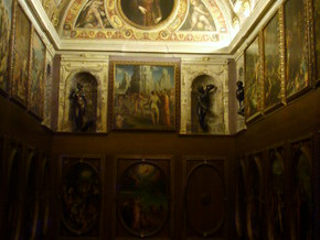 immagine di Studiolo di Francesco I