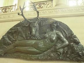 immagine di Ninfa di Fontainebleau