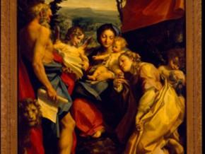 immagine di Madonna di San Gerolamo