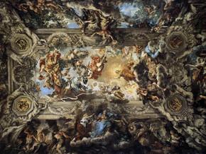 immagine di Trionfo della Divina Provvidenza