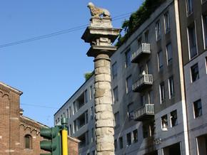 immagine di Colonna del Leone