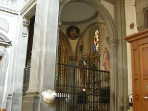 immagine di Cappella Capponi Barbadori