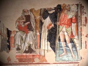 immagine di La Carità e San Francesco