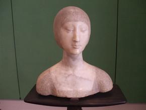 immagine di Busto di Eleonora d'Aragona