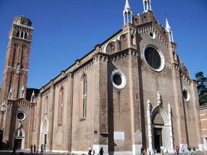 immagine di Basilica di Santa Maria Gloriosa dei Frari