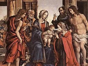 immagine di Matrimonio mistico di Santa Caterina d'Alessandria