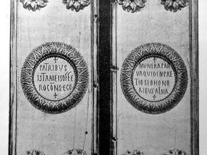 immagine di Dittico eburneo di Giustiniano