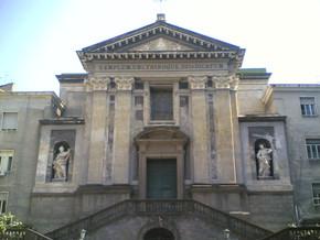 immagine di Chiesa della Santissima Trinità dei Pellegrini