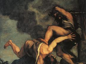 immagine di Caino e Abele