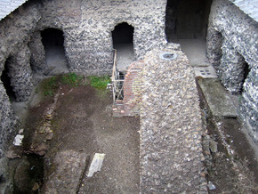 immagine di Case di Romolo, Livia, Augusto e il Lupercale