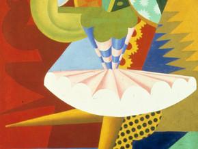 immagine di Rotazione di ballerina e pappagalli