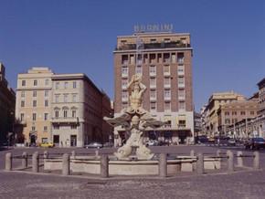 immagine di Fontana del Tritone