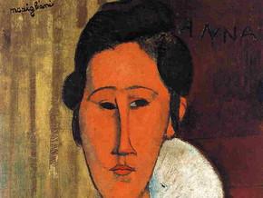 immagine di Ritratto di Hanka Zborowska
