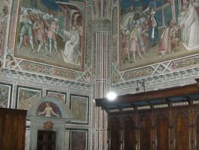 immagine di Sagrestia - Storie di san Benedetto