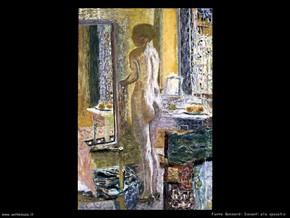 immagine di Nudo allo Specchio