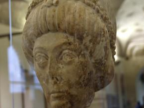 immagine di Testa dell'imperatrice Teodora