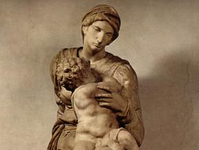 immagine di Madonna col Bambino (Madonna Medici)