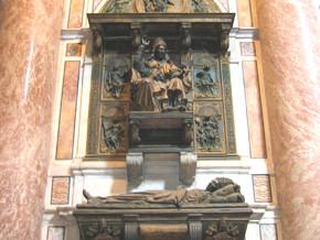 immagine di Monumento Funebre per Innocenzo VIII