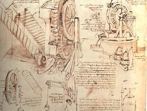 immagine di Codice Atlantico