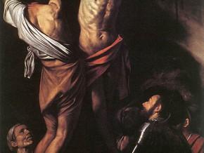 immagine di Crocefissione di Sant'Andrea