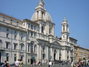 immagine di Chiesa di Sant'Agnese in Agone