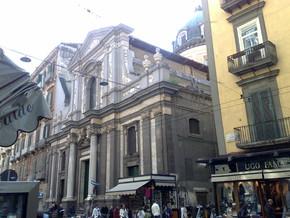 immagine di Chiesa di San Nicola alla Carità