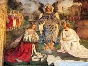 immagine di Vite dei Santi Valeriano e Cecilia