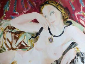 Danièle Lorenzi Scotto. Il colore dei miei giorni