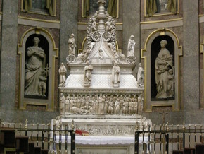 immagine di Cappella di San Domenico - Arca di San Domenico