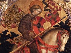 immagine di San Crisogono