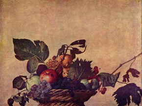 immagine di Canestra di frutta