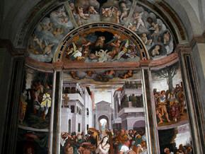 immagine di Martirio di Santa Caterina